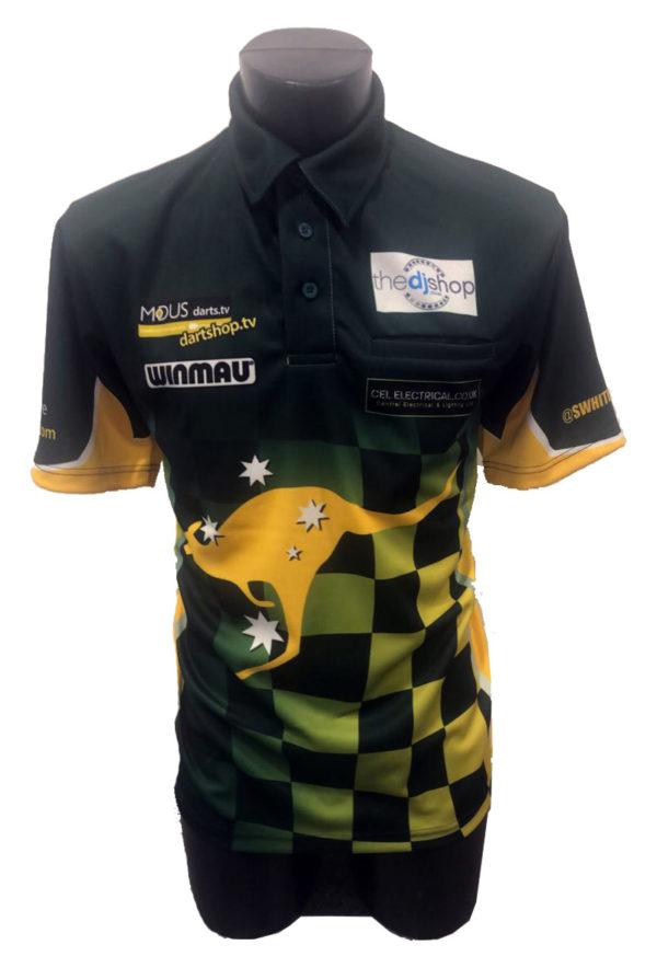 Simon Whitlock Shirt