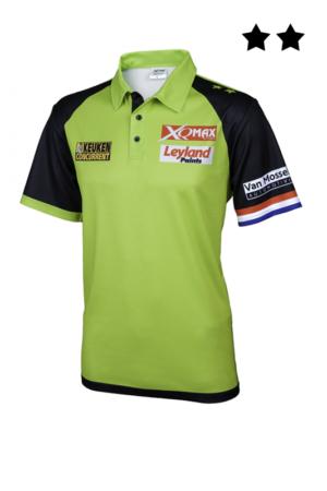Michael van Gerwen Shirt 2018 Front