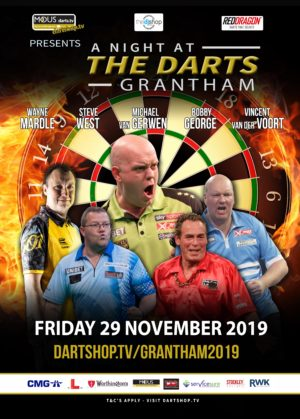 A Night at the Darts Grantham