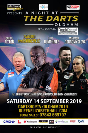 A Night at the Darts Oldham