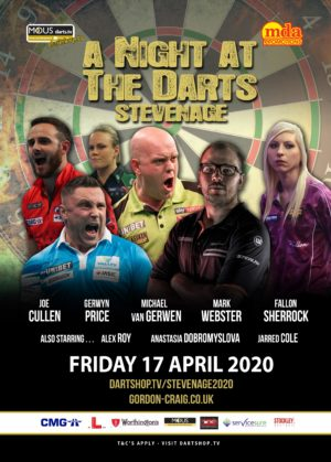 A Nigtht at The Darts Stevenage