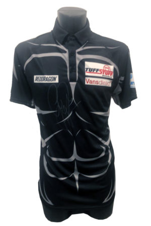 Gerwyn Price Black Shirt